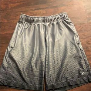 Old navy, active shorts.